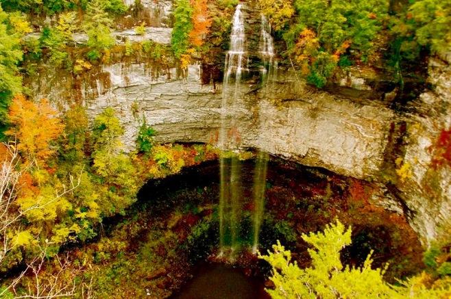 Fall Creek Falls Tennessee